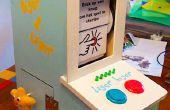 Arduino-basierte Split-Flap Spiel