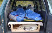 Toyota Rav4 von Weekday / Camper vom Wochenende.