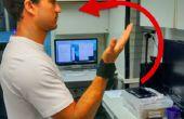 Beschleunigungsmesser basierte Gestenerkennung zur Ansteuerung einer LED
