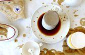 Natürliches Färben mit Tee & Kaffee