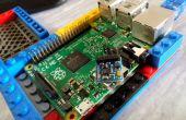 Digitalkompass (HMC5883L) mit Raspberry Pi 2 mit Python3 Anbindung