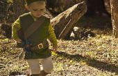 Die kleinsten Link - Kid Legende von Zelda Kostüm