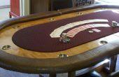 Justins Pokertisch Topper
