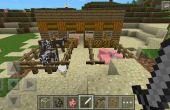 Awesome Minecraft Stil Bauernhaus!