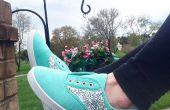 Aktualisiert Sattel Schuhe