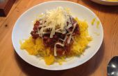 Super low-Carb, glutenfrei, vegane Spaghetti Bolognese