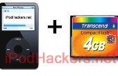 Konvertieren Sie Ihre 5. Gen iPod Video, Flash-Speicher zu verwenden!