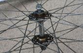Wie man ein Fahrrad Vorderradnabe mit einfachen Werkzeugen erstellen Sie neu