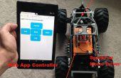 Remote Steuerung einer Spielzeug-LKW über WiFi - mit LinkIt ein
