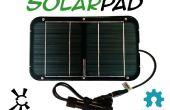 Öffnen Sie Quelle Solarpad Kit Solar USB Ladegerät