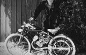 Replikat Vintage Motorrad