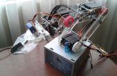 Roboterarm Arduino gesteuert
