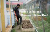 Wie man einen erhöhten Permakultur-Bett bauen