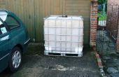IBC Wassertank 1000 Ltr/250 Gallone Verkleidung