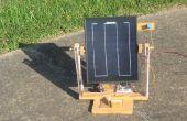 Tragbare Solar-Tracker (keine Mikrocontroller erforderlich!)