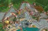 RollerCoasterTycoon 1 - Titelmelodie erweiterte Version - Fassung für Klavier Solo