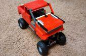 RC Lego-Truck mit Schaltgetriebe