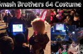 Spielbare Smash Brothers Kostüm