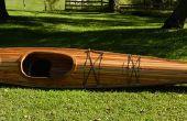 Bootsbau Cedar Streifen