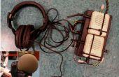 Wie man ein Stereo Hydrophon (nicht fertig) bauen