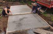 """Die """"einfach leer"""" Kompostierung Toilette Projekt: Teil 1 - Erdarbeiten"""