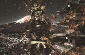 Sintra-Samurai: Cosplay mit PVC-Folie