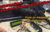 Automatisierte Intervalometer aus einem billigen Auslöser Kabel