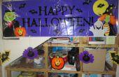 DIY-Haunted House für Halloween