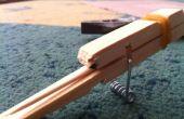 Einfach Toohtpick Gun!