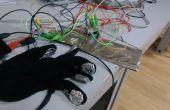 Makey Makey: Klavier Handschuh