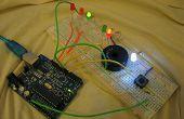 Arduino: Macht eine Reihe von Ampeln