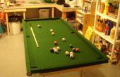 Golf-Ballz Billardtisch