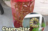 Caterpillar Eigentumswohnung und Metamorphose Hütte