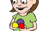 Jonglierbälle - billig und einfach zu machen