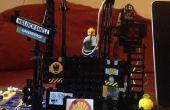 Twitter Überwachung Spielzeug gebaut mit LEGO & Arduino