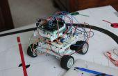 AAA-Roboter (autonome Analog Arduino)