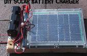 DIY Solar-Ladegerät