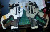 Schaum-Prop M-358 Talon aus Mass Effect