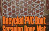 Recycling-PVC Stiefel schrubben Fussmatte