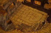 Wie man Kriegsspiele Terrain. (Stadt Ruinen, Tank fallen, Bunker & mehr)