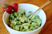 Hähnchen-Salat Grün