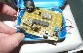 Ein Wireless Smart Home (war: im Hause Simulator und Alarm mit Arduino oder Atmega328 (aktualisiert Mai 2016))