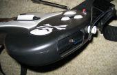 PS3 Wireless Guitar Hero-Controller