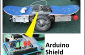 Self balancing Skateboard/Segw * y Projekt Arduino Shield