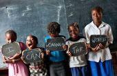 Gewusst wie: ändern Sie die Welt auf einem Etat