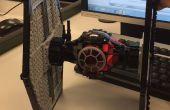 Reverse Engineering und 3D-Druck ein Lego erste Bestellung Tie Fighter!