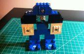 Gewusst wie: einen 1/8 Zoll (3,5 mm) Stereo-Audio-Schalter mit Legos bauen