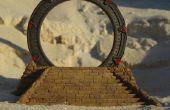 Stargate-Scale-Modell