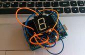 Gewusst wie: eine sieben-Segment-Anzeige - Arduino Tutorial verwenden