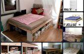 IKEA Bett Hack